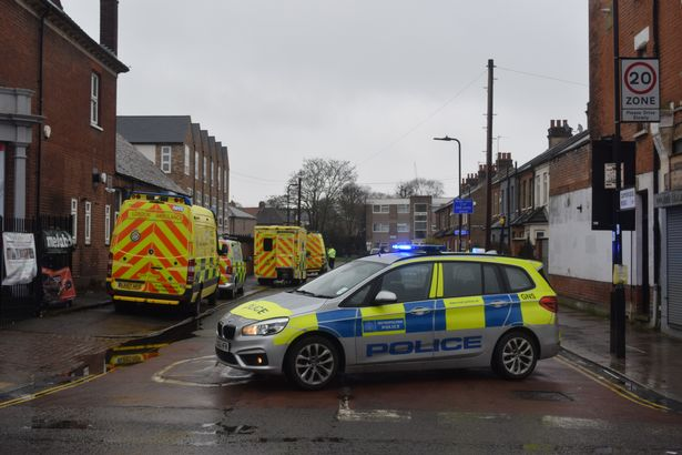 UK - 03152018 Royal Mail Suspicious Package contained Bleach Agent